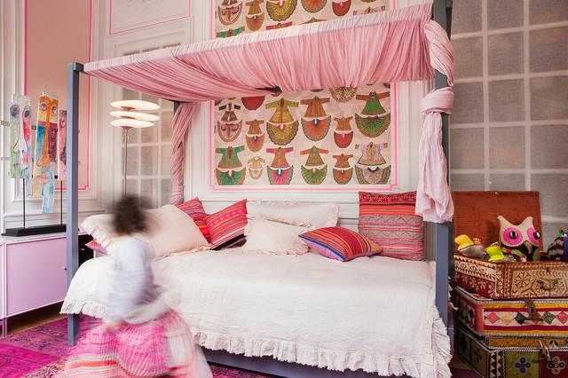 CHAMBRE FILLE - Eklektisch - Kinderzimmer - Paris - von ISA MO