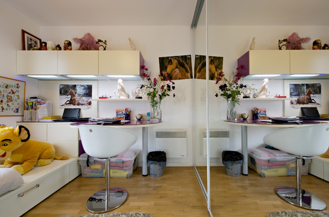 CHAMBRE PETITE FILLE - Moderne - Chambre d\'Enfant - Paris - par LA ...