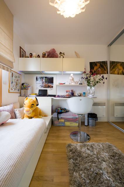 Chambre Petite Fille Contemporary Kids Paris By S Verine Kalensky Architecte D 39 Int Rieur
