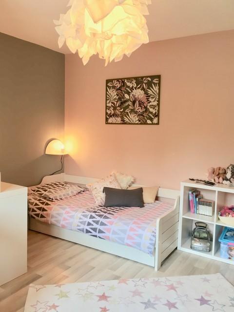 Chambre Petite Fille Midcentury Kids Paris By