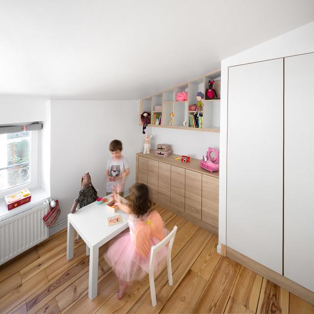 9 astuces rangement pour une chambre d 39 enfant plus ordonn e. Black Bedroom Furniture Sets. Home Design Ideas