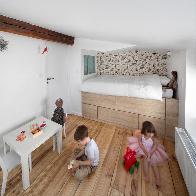 chambres d 39 enfant sur mesure contemporain chambre d 39 enfant clermont ferrand par atelier. Black Bedroom Furniture Sets. Home Design Ideas