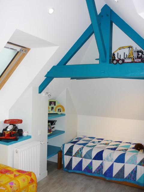 Stunning Chambre Denfant Mansardee Ideas