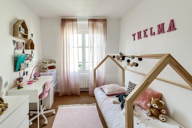 Decoration Chambre Fille Contemporary Kids Paris By