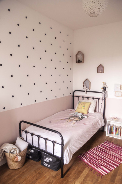 Decoration Chambre Fille Esprit Retro Midcentury Kids