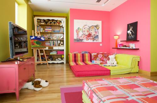 Grange Project - Chambre enfant - particulier