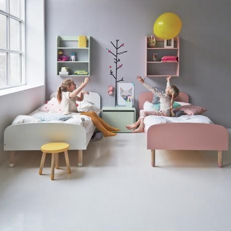 lit enfant avec sommier 90x200 flexa scandinave chambre d 39 enfant autres p rim tres par. Black Bedroom Furniture Sets. Home Design Ideas