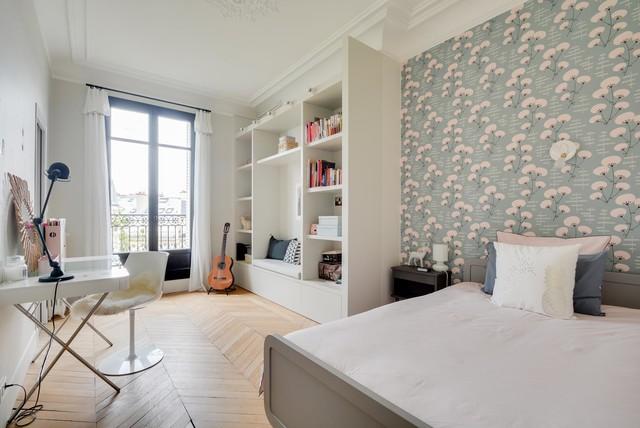 niel chambre classique chic classique chic chambre d 39 enfant paris par el int rieurs. Black Bedroom Furniture Sets. Home Design Ideas