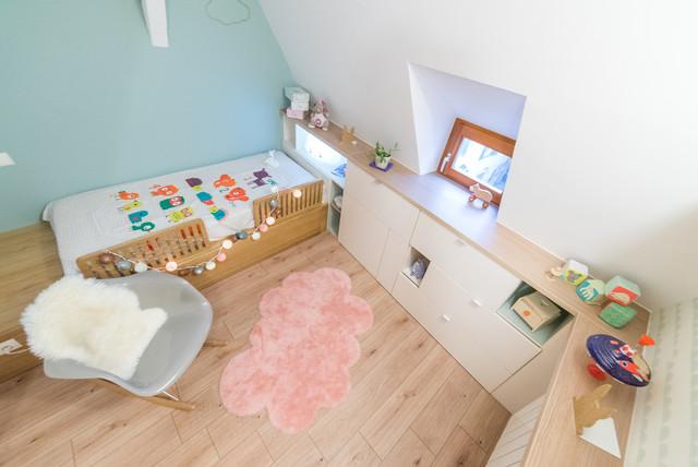 Projet TC.// Aménagement chambre enfant - Scandinave - Chambre d ...