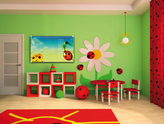 radiateur electrique design contemporary kids. Black Bedroom Furniture Sets. Home Design Ideas