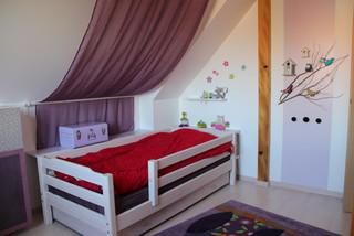 Shabby-Chic-Style Kinderzimmer mit Laminat Ideen, Design ...