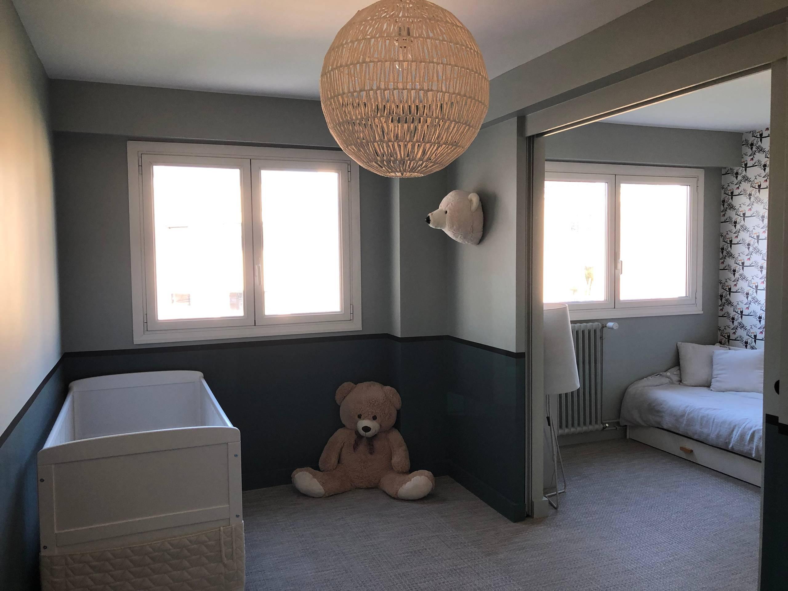 Renovation totale d'un appartement familial
