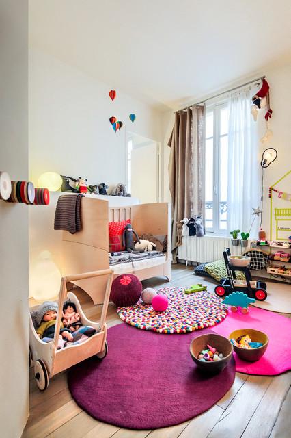 Une Chambre Pour Rêver   Contemporain   Chambre Du0027Enfant   Paris   Par A Sh