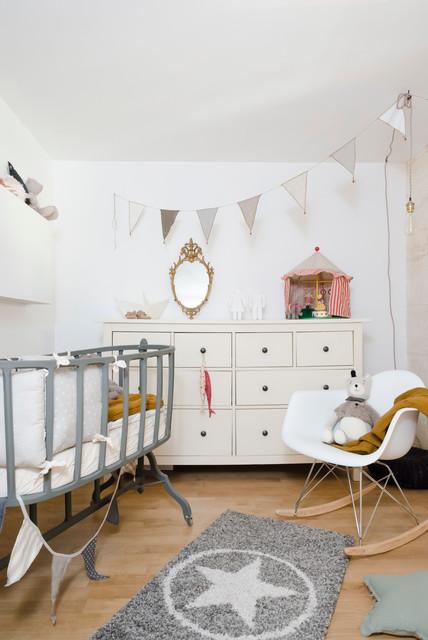 15 façons de décorer la chambre de bébé avec une guirlande