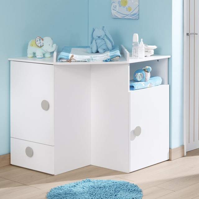 camille meubles meuble d 39 angle langer pour enfant contemporain chambre de b b autres. Black Bedroom Furniture Sets. Home Design Ideas