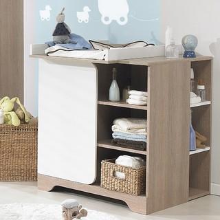 Metis Commode pour enfant à 1 porte - Contemporary - Nursery ...
