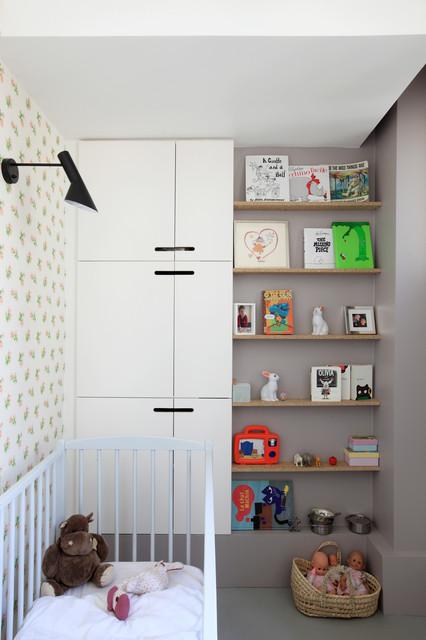 R novation compl te d 39 un appartement haussmannien for Appartement haussmannien decoration