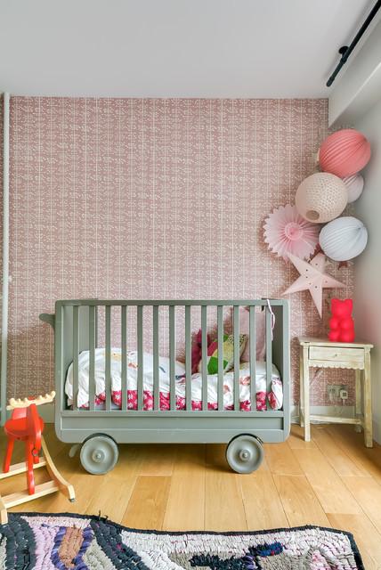 8 associations de couleurs gagnantes dans une chambre de b b - Couleur de chambre de bebe ...
