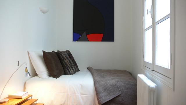 a+b kasha contemporary-bedroom