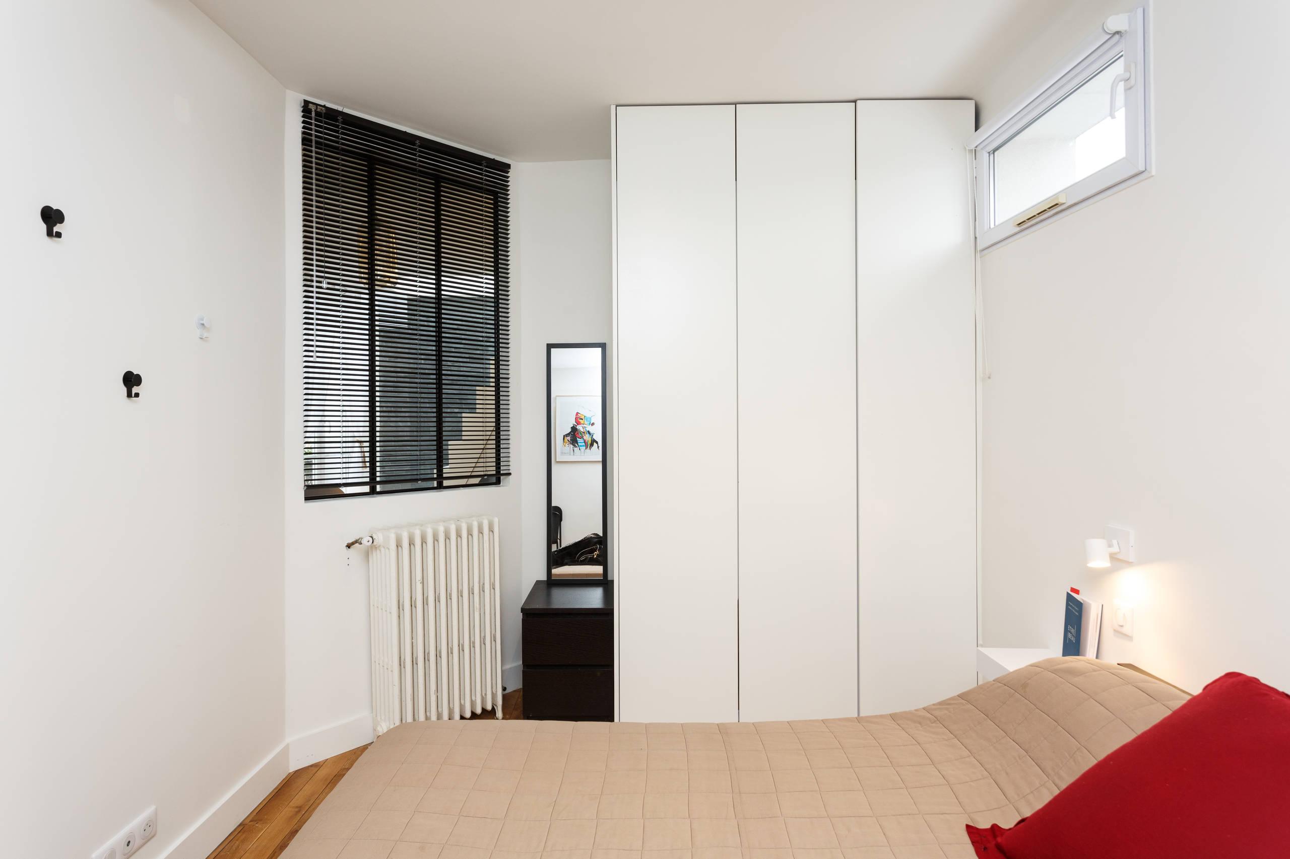 Aménager une chambre avec une verrière atelier