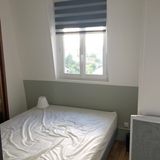 Appartement t2 nogent sur marne scandinave chambre for Deco appartement t2