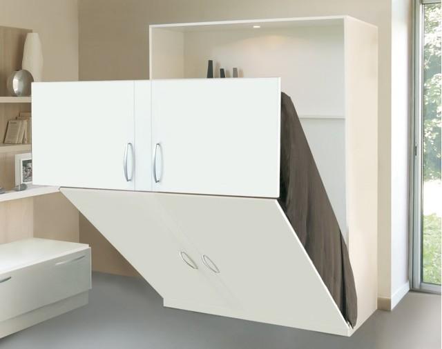 Armoire Lit. Lutèce - Moderne - Chambre - Paris - par La Maison du ...