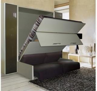 Armoire Lit Sofa Ketiam - Moderne - Chambre - Paris - par La ...
