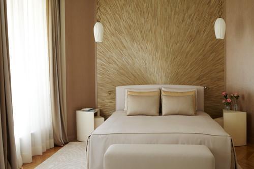 Le beige doré ou bambou remplace le gris