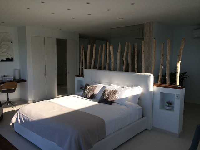 D co chambre en bois flotte for Decoration interieur bois flotte