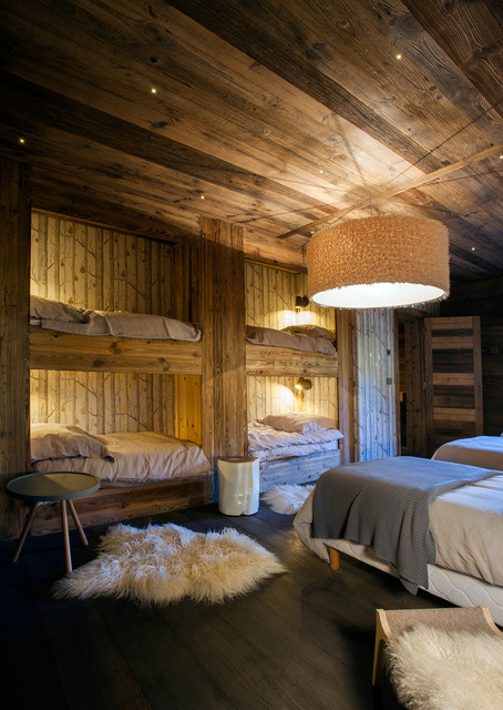 chalet the cross montagne chambre lyon par refuge. Black Bedroom Furniture Sets. Home Design Ideas