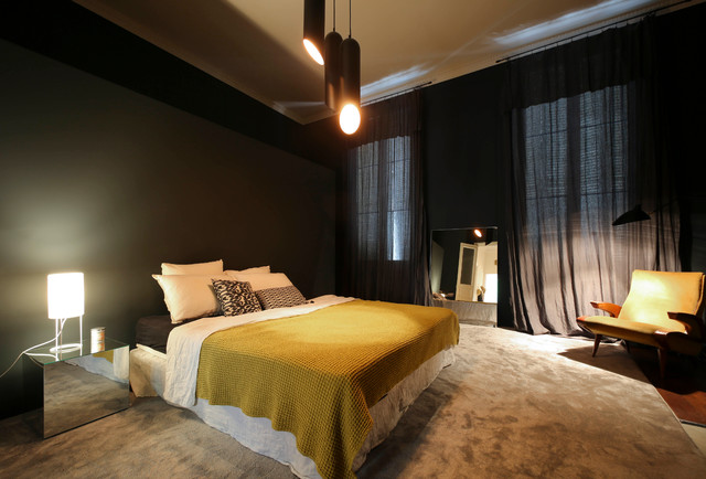 chambre coucher de r ve contemporain chambre marseille par insides. Black Bedroom Furniture Sets. Home Design Ideas
