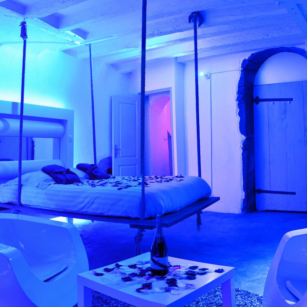 chambre d\'hôte Nuit & Spa © Christel Mauve - Eclectic ...