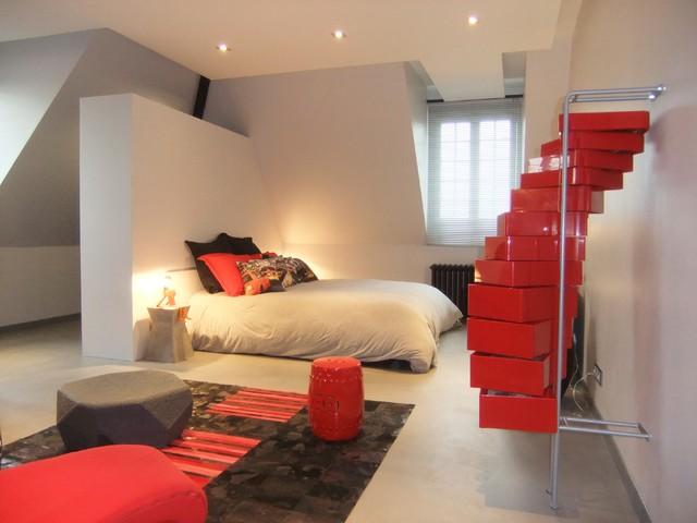 schlafzimmer modern tapezieren schlafzimmer grn gestalten deko ideen - Schlafzimmer Modern Wandschrge