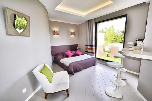 Chambres d\'hôtes contemporaines - Contemporary - Bedroom ...