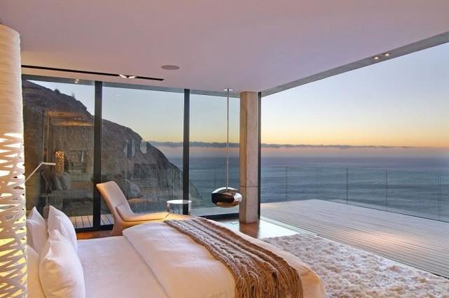chemin es design suspendues cocoon fires contemporain chambre lille par r ve de flamme. Black Bedroom Furniture Sets. Home Design Ideas