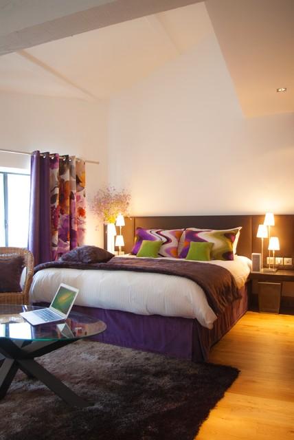 cr ation de chambres d 39 h tes. Black Bedroom Furniture Sets. Home Design Ideas