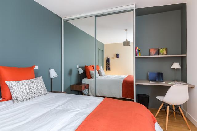 Parete Camera Bordeaux : Décoration dun autre appartement neuf dans le programme cheverus à