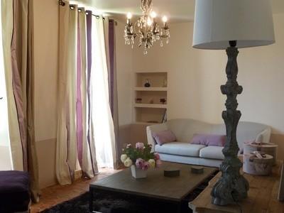 D coration mas provencal classique chambre marseille for Decoration interieur mas provencal