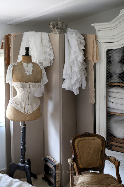 Décoration romantique et shabby chic, my little french home eclectic ...
