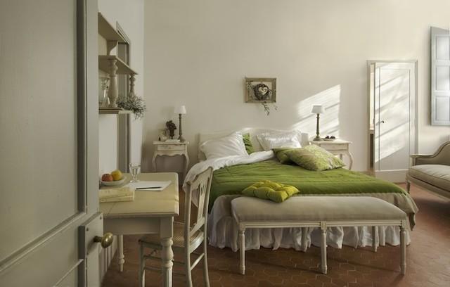 Green Bedroom Campagne Chambre Marseille Par