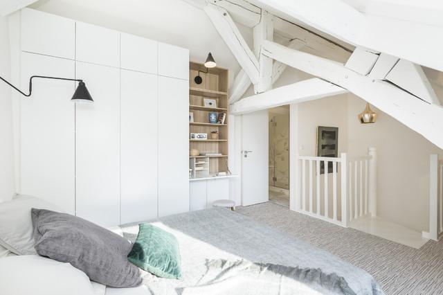 Home staging Rue Saint André des Arst, Paris 6 - Contemporary ...