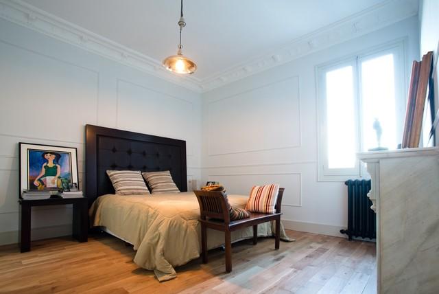 La Belle Poque Flat In Madrid Chambre Contemporary