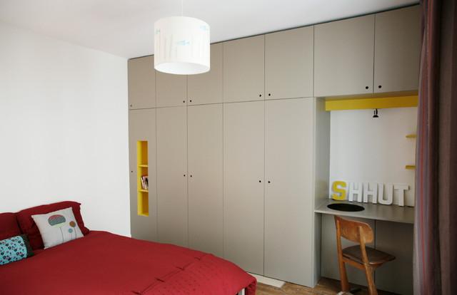 La Grange aux Belles. Rénovation et décoration d\'un appartement 2 ...