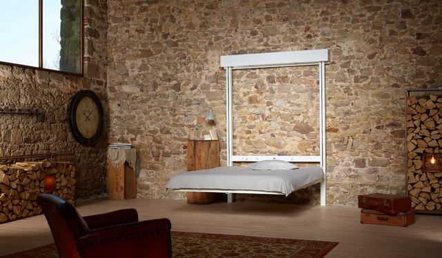 lit gain de place chez homconcept eclectic bedroom. Black Bedroom Furniture Sets. Home Design Ideas