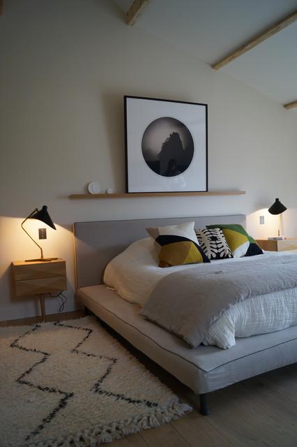 Maison de famille contemporary bedroom paris by charlotte cittadini - Maison de famille paris ...