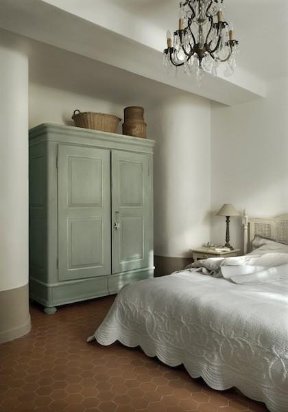Master bedroom farmhouse bedroom other metro by - Houzz dormitorios ...