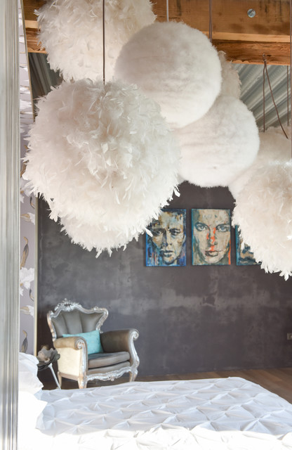 Mon truc en plume - Shabby-chic Style - Bedroom - other metro - by ...