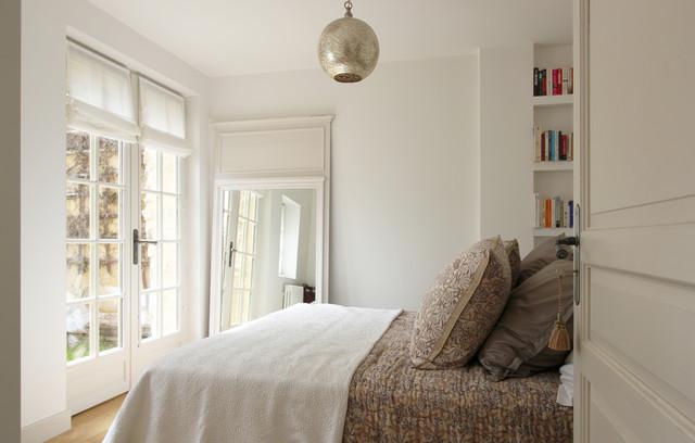 Normandy House farmhouse-bedroom