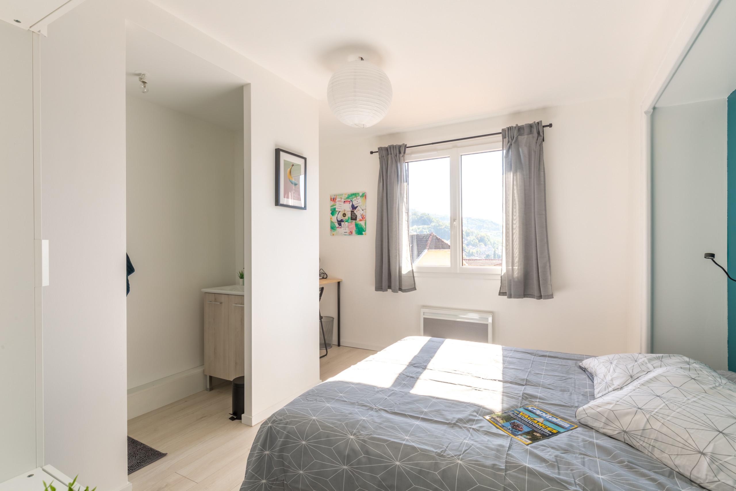 Renovation d'un appartement / chambre avec salle de bains