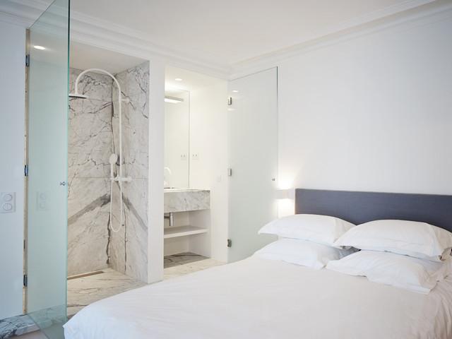 R novation d un appartement place des ternes paris 75 for Chambre des architectes